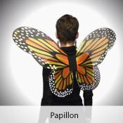 déguisement papillon pas cher