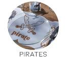 theme mariage pirates