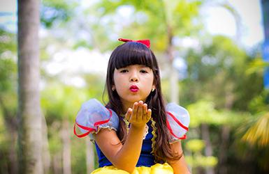 accessoire costume princesse