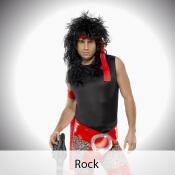 costume de rockeur