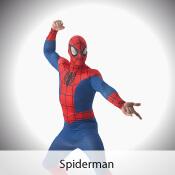 déguisement spiderman pas cher