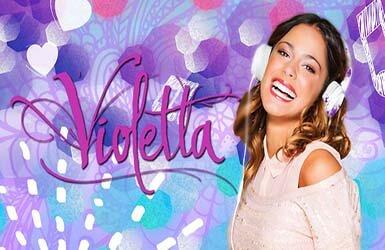 Anniversaire violetta pour fille - Carte violetta a imprimer ...