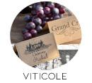 theme mariage viticole