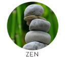 theme mariage zen