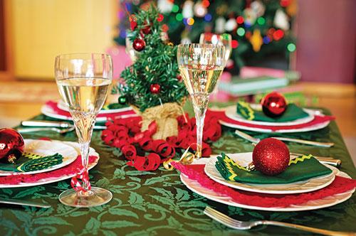 decoration table deco table mariage bapteme noel. Black Bedroom Furniture Sets. Home Design Ideas