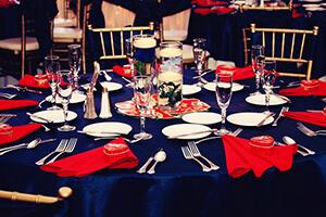 Decoration Marine Table
